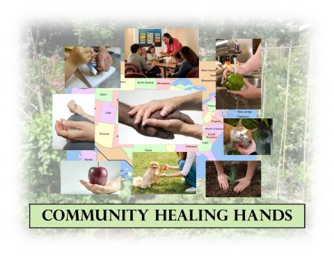 Community Healing Hands: A Neighborhood Community Wellness Resource Center